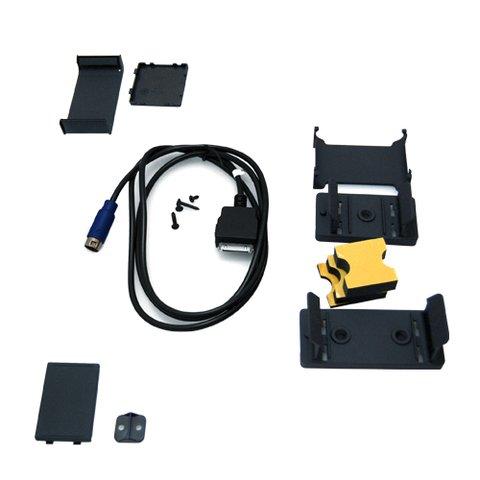 Dension IPO4DC9 9 контактный кабель с автомобильным держателем для iPod