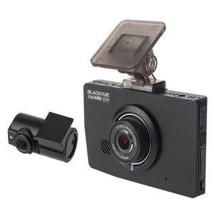 Видеорегистратор с встроенным дисплеем, G сенсором и датчиком движения BlackVue DR490 L 2СH GPS