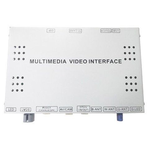 Multimedia System on OS Android 9.0 for Nissan 2017 2020 YM and Infiniti 2015 2020 YM