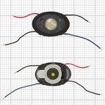 Speaker + Buzzer LG G7000, G7020, L1100, W3000, W7000, W7020
