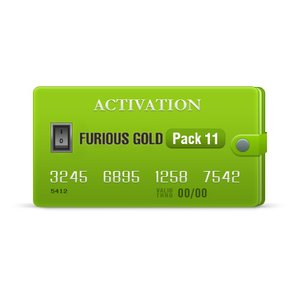 Furious Gold Pack 11
