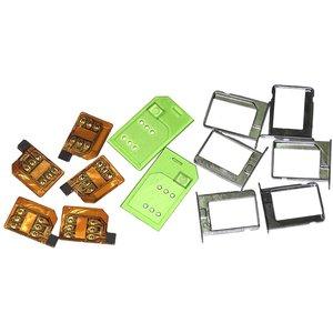 MX-SIM Card (No Cut Version) Set