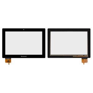 Touchscreen Lenovo IdeaPad S6000, (black) #MCF-101-0887-V2
