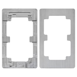 LCD Module Mould for Apple iPhone 6S Cell Phone, (for glass gluing , aluminum)