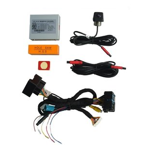 Rear View Camera Connection Kit for Land Rover / Jaguar with Harman Head Units