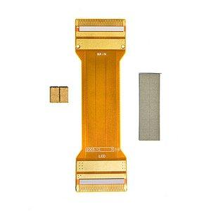 Шлейф для мобильного телефона Samsung E850, Original, межплатный