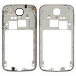 Средняя часть корпуса Samsung I9500 Galaxy S4, I9505 Galaxy S4, черная