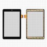 "Сенсорный экран China-Tablet PC 7""; Assistant AP-708, 7"", 182 мм, 112 мм, 36 pin, емкостный, черный, #TE-700-0045/FPC-UP070267A1-V01/HH070FPC-009B FPC"