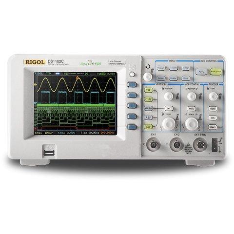Цифровой осциллограф RIGOL DS1102C