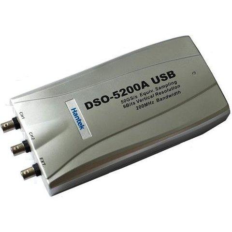 Цифровий USB осцилограф Hantek DSO 5200A