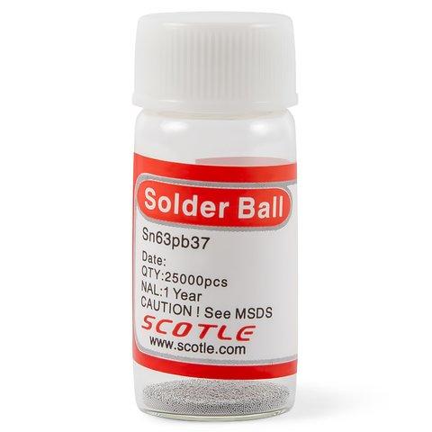BGA кульки Scotle 0,25 мм