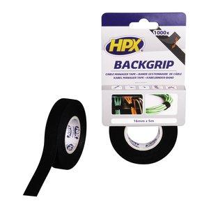 Стрічка-застібка для кабелів HPX BG1605 BACKGRIP