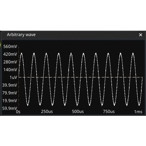 Генеатор сигналів RIGOL MSO7000-AWG (ключ активації) для RIGOL MSO7000