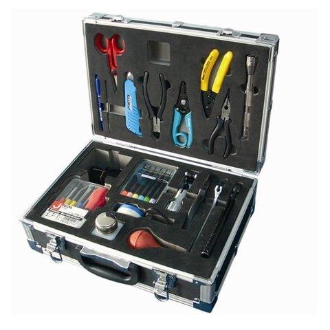Набір інструментів для обслуговування оптоволокна Jilong KL 08C