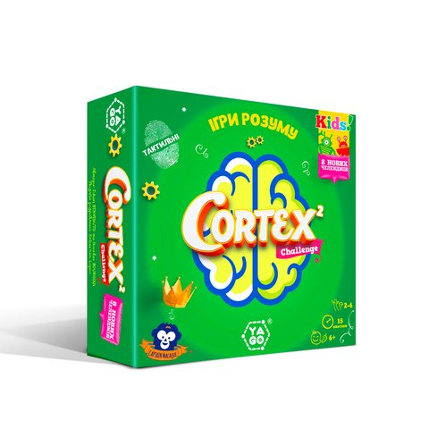 Настольная игра Cortex 2 Challenge Kids - /*Photo|product*/