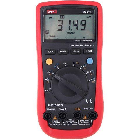 Digital Multimeter UNI T UT61E