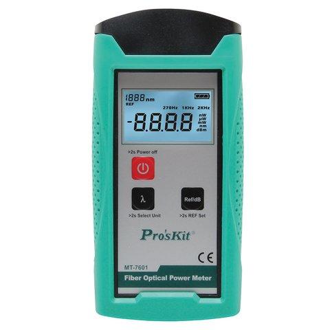 Optical Power Meter Pro'sKit MT 7601
