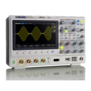 Фосфорный цифровой осциллограф SIGLENT SDS2204X