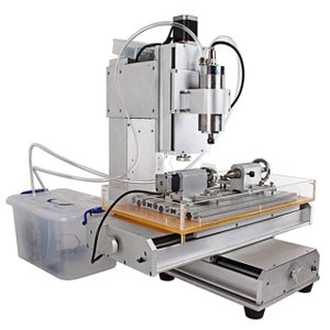 5-axis CNC Router Engraver ChinaCNCzone HY-6040 (1500 W)